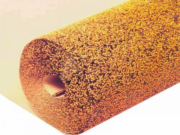 Битумно-пробковая подложка под ламинат