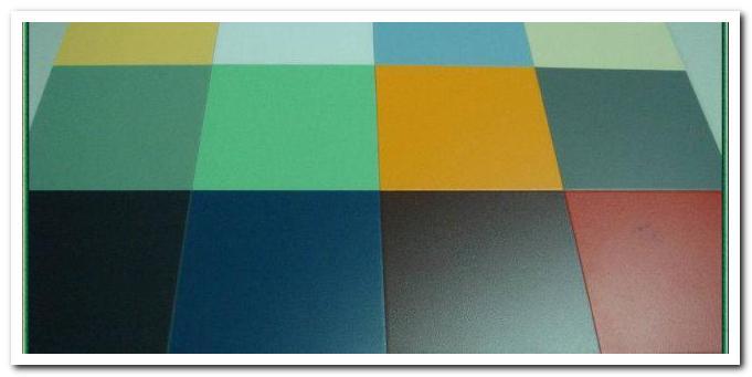 Поливинилхлоридная плитка