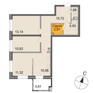 Планировка новой квартиры