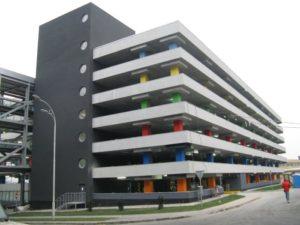 Типы и виды паркингов