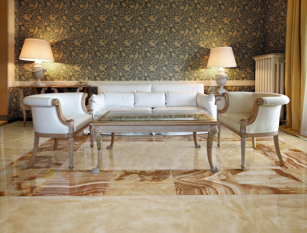 Керамическая плитка Aparici Instant в интерьере