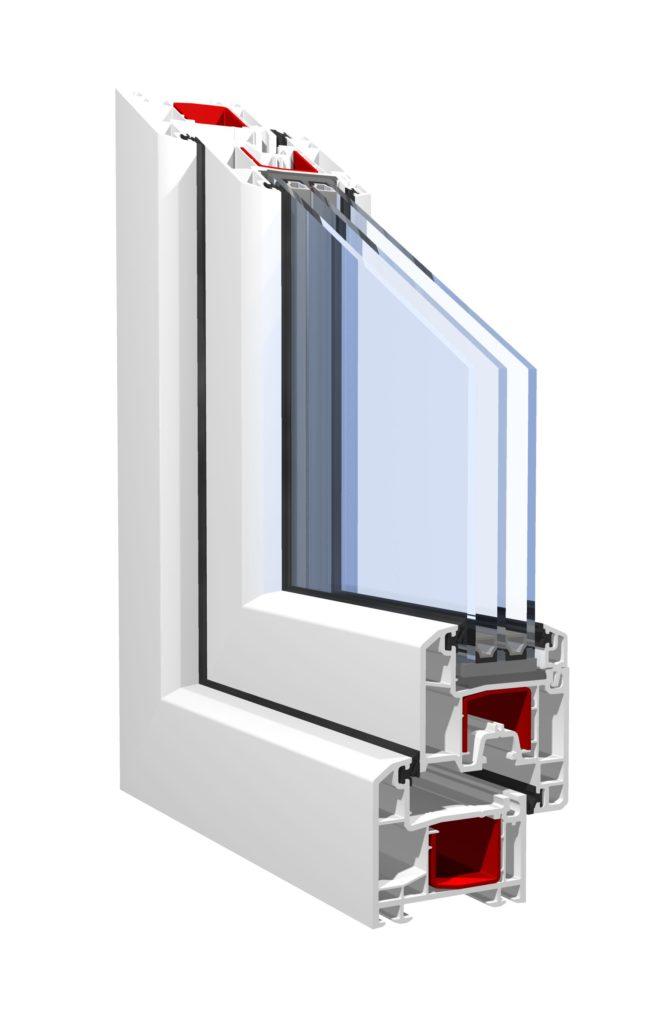 Пластиковые окна КБЕ Энергия