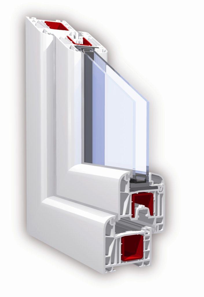 Пластиковые окна КБЕ Селект