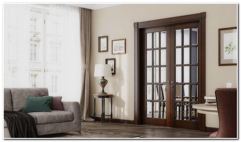 Межкомнатные двери Волховец TOSCANA GRIGLIATO в интерьере