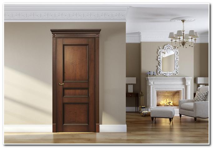 Межкомнатная дверь Краснодеревщик линия 3000 в интерьере