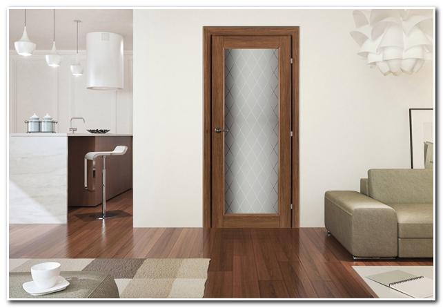 Межкомнатная дверь Краснодеревщик линия 6000 в интерьере